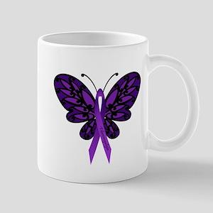 Fibromyalgia Awareness Small Mugs