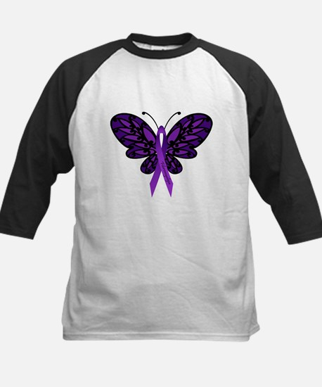 Fibromyalgia Awareness Baseball Jersey