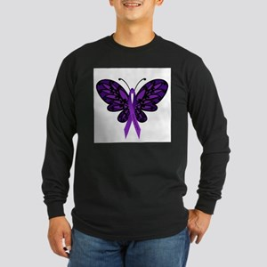 Fibromyalgia Awareness Long Sleeve T-Shirt