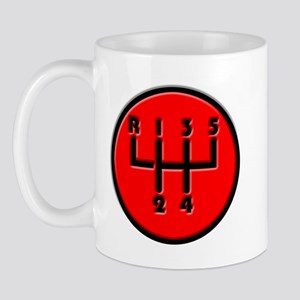 Stick shift Mug