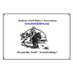 Indiana Trail Riders logo Banner