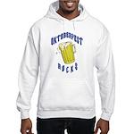 Oktoberfest Rocks! Hooded Sweatshirt