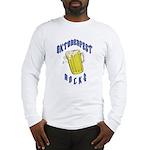 Oktoberfest Rocks! Long Sleeve T-Shirt