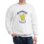 Oktoberfest Rocks! Sweatshirt
