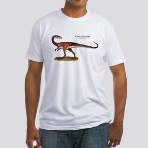 Coelophysis Fitted T-Shirt