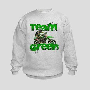 Team Green 2013 Sweatshirt