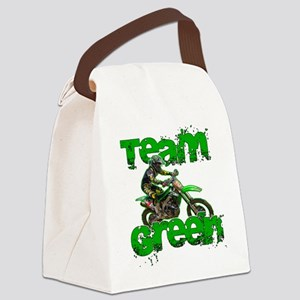 Team Green 2013 Canvas Lunch Bag