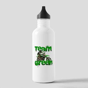 Team Green 2013 Water Bottle