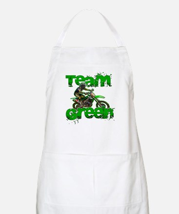 Team Green 2013 Apron