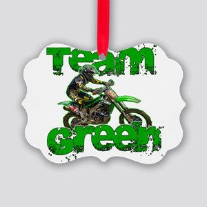Team Green 2013 Ornament
