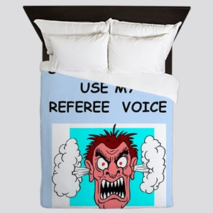 referee Queen Duvet