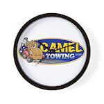 Camel Towing Logo Wall Clock