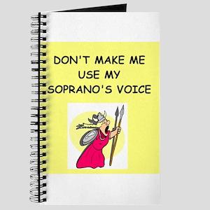 soprano, Journal