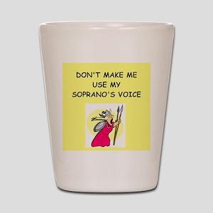soprano, Shot Glass