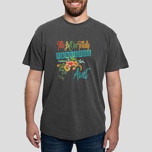 Totally Fabulous Aunt Mens Comfort Colors Shirt