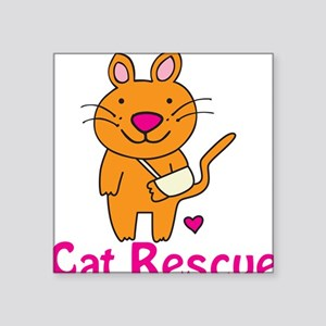 Cat Rescue Sticker