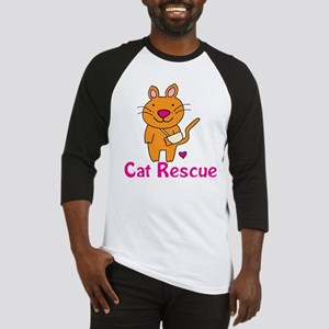 Cat Rescue Baseball Jersey