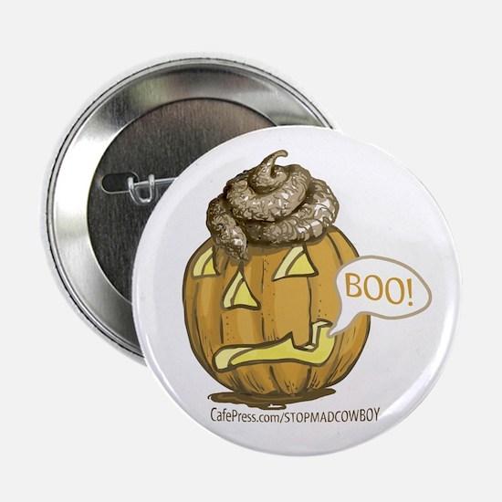 Poopy Pumpkinhead Boo Button