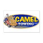Camel Towing Logo Wall Decal