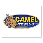 Camel Towing Logo Posters