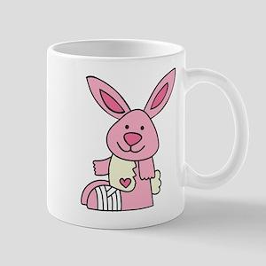Broken Bunny Mug