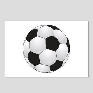 Soccerball II Postcards (Package of 8)