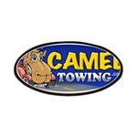 Camel Towing Logo Patches