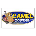 Camel Towing Logo Sticker