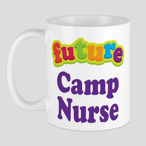 Future Camp Nurse Mug