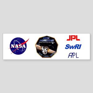 NH Ops Logo Sticker (Bumper)