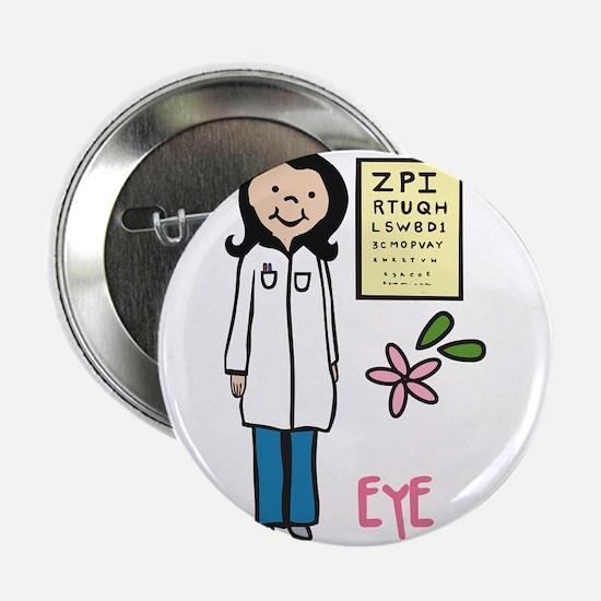 "Pediactric Eye Doctor 2.25"" Button"