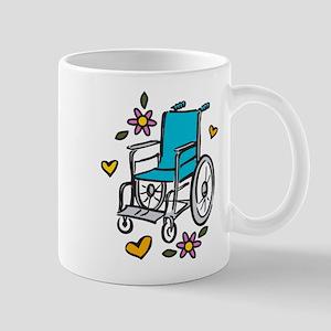Wheelchair Mug