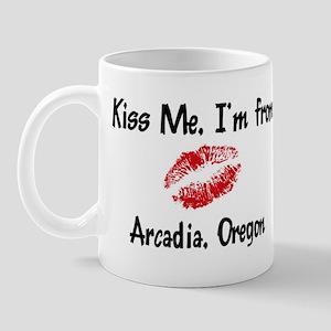 Arcadia - Kiss Me Mug