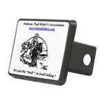 Indiana Trail Riders logo Hitch Cover