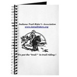 Indiana Trail Riders logo Journal