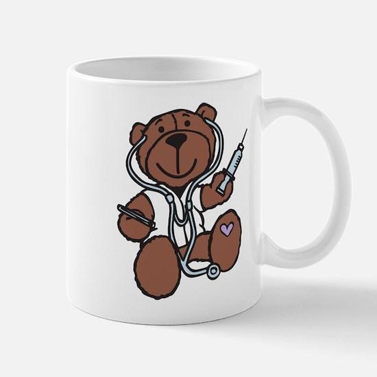 Doctor Teddy Mug