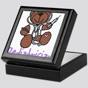 Pediatrician Keepsake Box