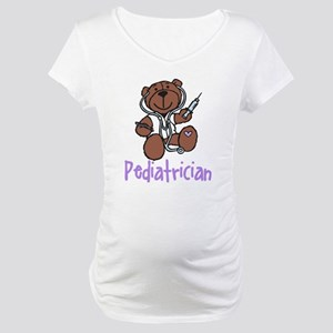 Pediatrician Maternity T-Shirt