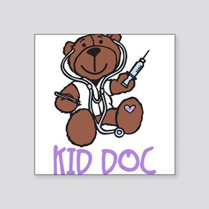 Kid Doc Sticker