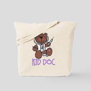 Kid Doc Tote Bag