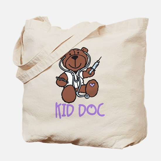 Kid Doc Tote Bag