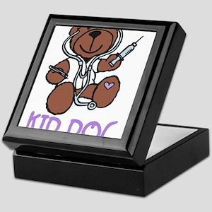 Kid Doc Keepsake Box