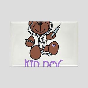 Kid Doc Rectangle Magnet