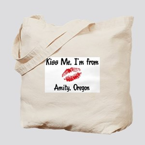 Amity - Kiss Me Tote Bag