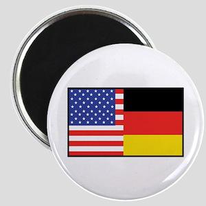 USA/Germany Magnet