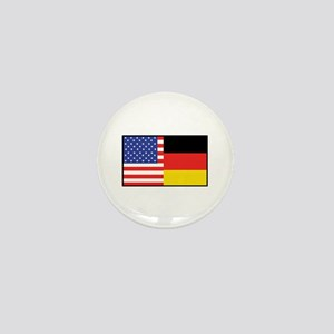 USA/Germany Mini Button