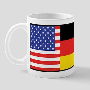 USA/Germany Mug