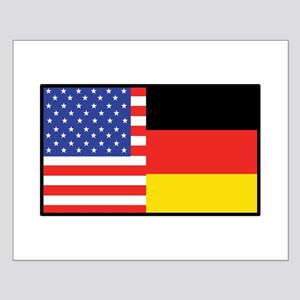 USA/Germany Small Poster