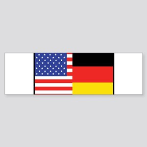 USA/Germany Bumper Sticker