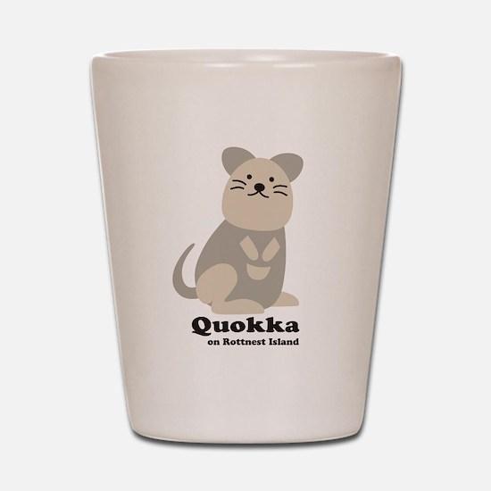 Quokka v.2 Shot Glass